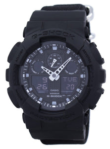 Casio G-Shock Analog Digital Shock Resistant GA-100BBN-1A GA100BBN-1A Men's Watch