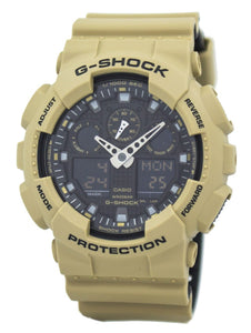 Casio G-Shock Special Color Model Analog-Digital GA-100L-8A GA100L-8A Men's Watch