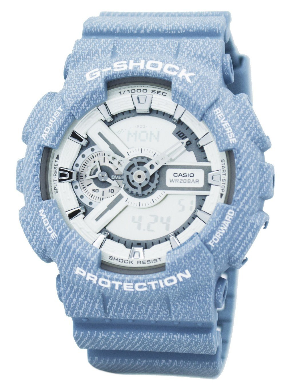 Casio G-Shock Analog Digital GA-110DC-2A7 Men's Watch