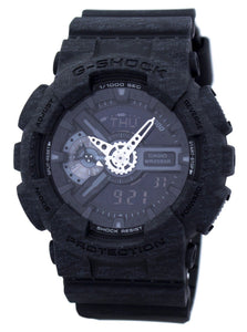 Casio G-Shock Heather Colors Series Shock Resistant Analog Digital GA-110HT-1A GA110HT-1A Men's Watch