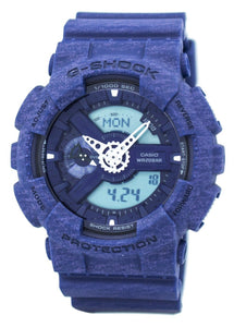Casio G-Shock Analog Digital World Time GA-110HT-2A Men's Watch
