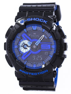 Casio G-Shock Shock Resistant World Time Analog Digital GA-110LPA-1A GA110LPA-1A Men's Watch