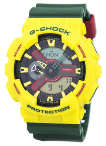 Casio G-Shock Analog   Digital GA-110RF-9A Men's Watch