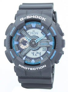 Casio G-Shock GA-110TS-8A2 Men's Watch