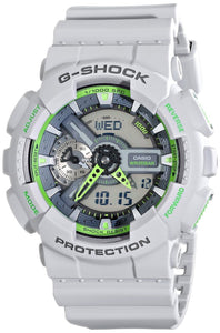 Casio G-Shock Analog Digital GA-110TS-8A3 Men's Watch