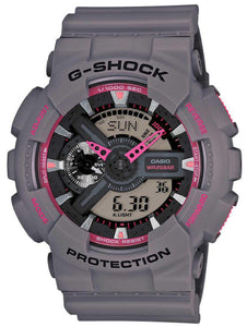 Casio G-Shock Analog Digital GA-110TS-8A4 Men's Watch