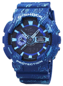 Casio G-Shock Shock Resistant World Time Alarm Quartz GA-110TX-2A GA110TX-2A Men's Watch
