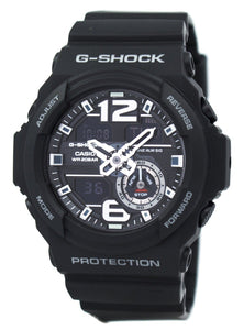 Casio G-Shock Analog-Digital GA-310-1 AGA310-1A Men's Watch