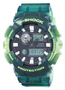 Casio G-Shock G-LIDE Tide Graph Thermometer Moon Phase GAX-100MSA-3A GAX100MSA-3A Men's Watch