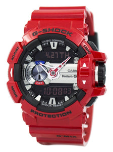 Casio G-Shock G'MIX Bluetooth Smart World Time Analog-Digital GBA-400-4A GBA400-4A Men's Watch