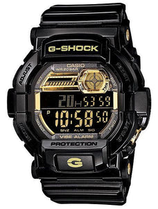 Casio G-Shock Garish Vibration Alert GD-350BR-1