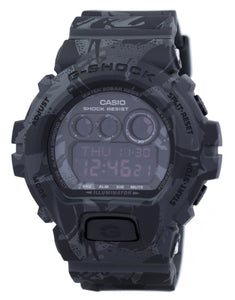 Casio G-Shock Camoflague Series Chrono Alarm Digital GD-X6900MC-1 GDX6900MC-1 Men's Watch