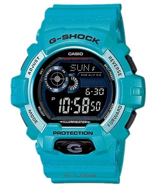 Casio G-Shock GLS-Winter G-Lide Classic Blue GLS-8900-2 Men's Watch