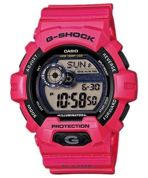 Casio G-Shock GLS-Winter G-Lide Classic Pink GLS-8900-4 Men's Watch