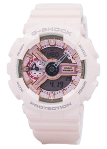 Casio G-Shock S Series Analog-Digital GMA-S110MP-4A1 GMAS110MP-4A1 Women's Watch