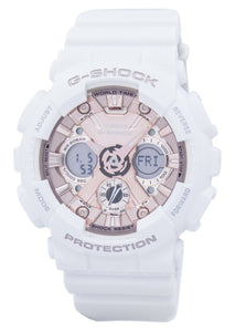 Casio G-Shock Shock Resistant World Time Analog Digital GMA-S120MF-7A2 GMAS120MF-7A2 Men's Watch