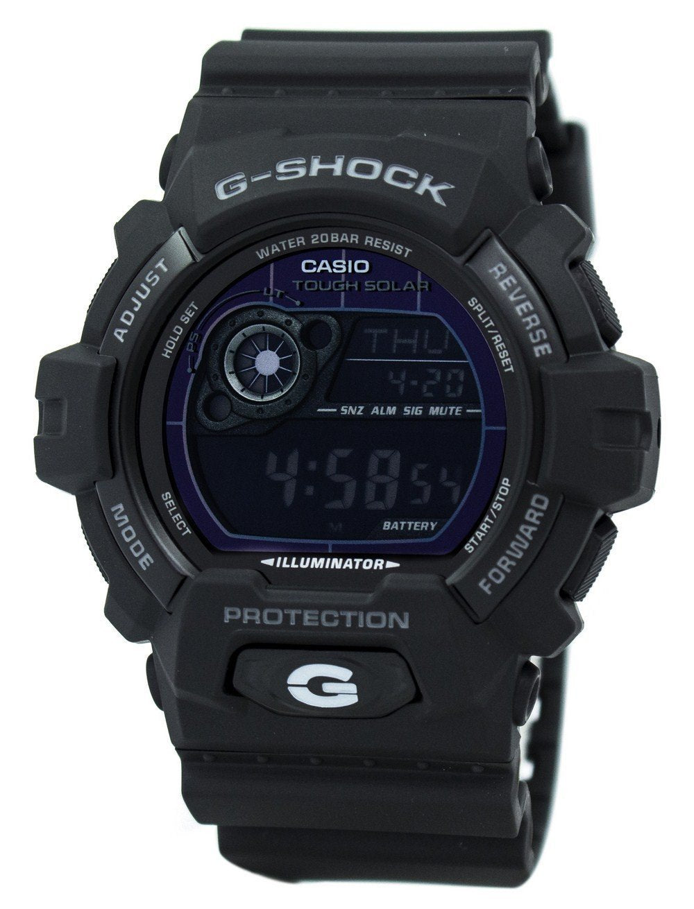 Casio G-Shock Tough Solar Series GR-8900A-1D GR8900A-1D Sports Men's Watch