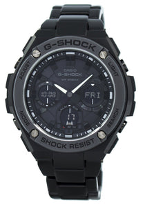 Casio G-Shock G-STEEL Analog-Digital World Time GST-S110BD-1B Men's Watch