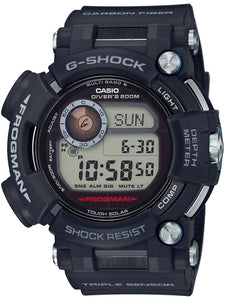 Casio G-Shock Frogman Atomic Triple Sensor GWF-D1000-1 Men's Watch