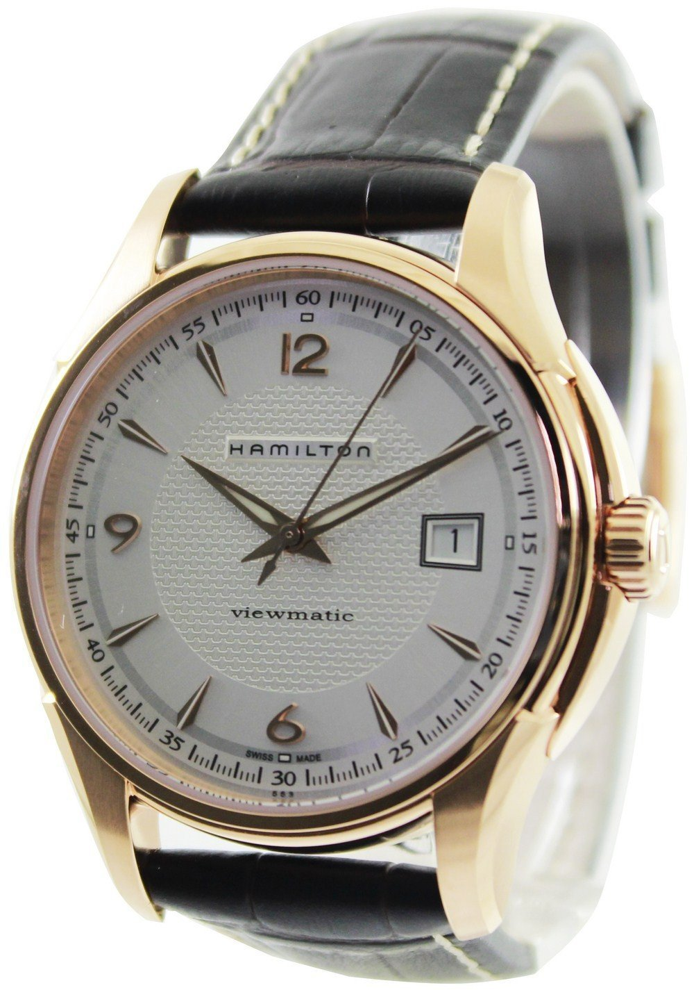 Hamilton Viewmatic Automatic H32645555 Men's Watch