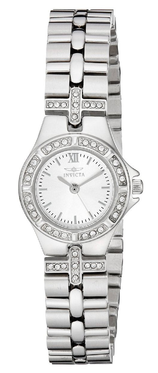 Invicta Wildflower Crystal Accented 0132 Women's Watch