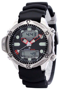 Citizen Aqualand Diver Depth Meter Promaster JP1010-00E JP1010 Men's Watch