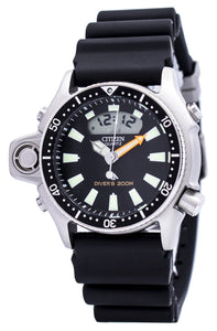 Citizen Aqualand Diver Promaster JP2000-08E JP2000 Depth Meter Men's Watch