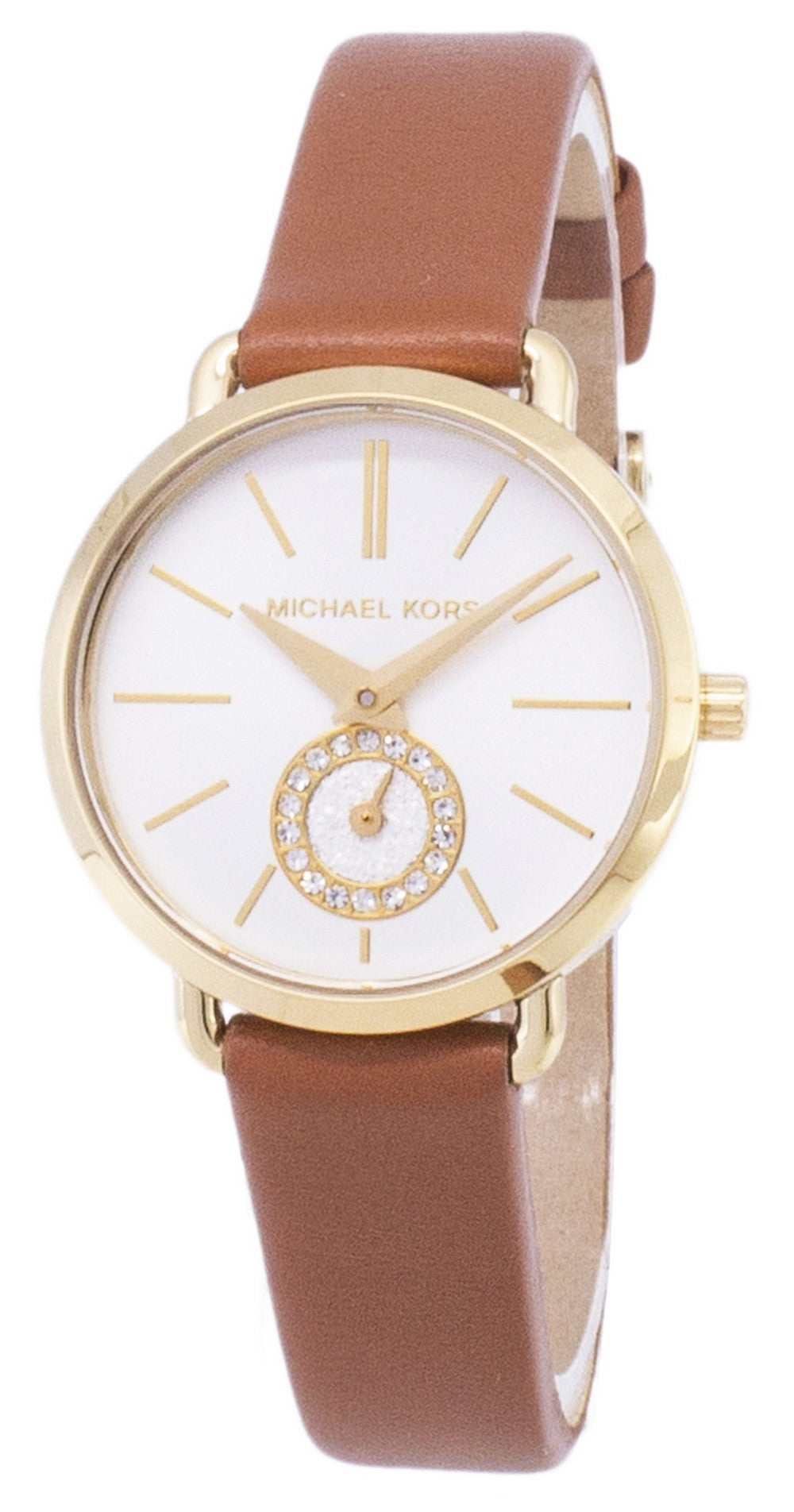 Michael Kors Quartz MK2734 Diamond Analog Women's Watch
