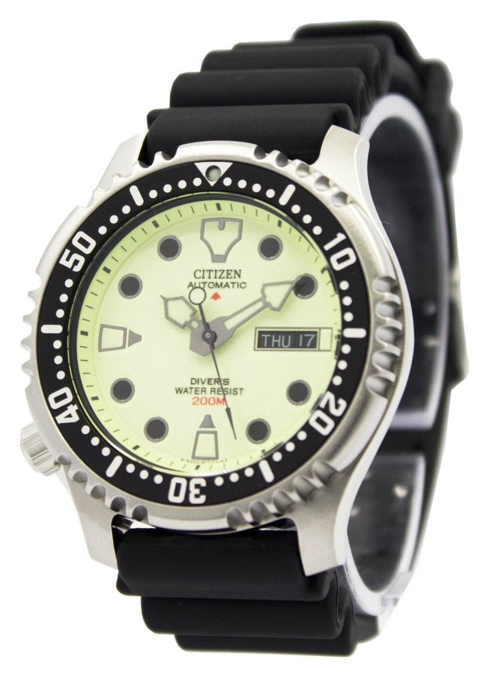 Citizen Promaster Automatic Diver's NY0040-09W Men's Watch