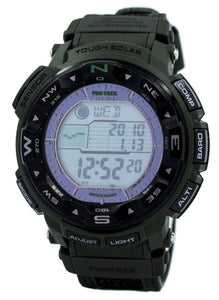 Casio Protrek PRG-250B-3 Solar Power Watch