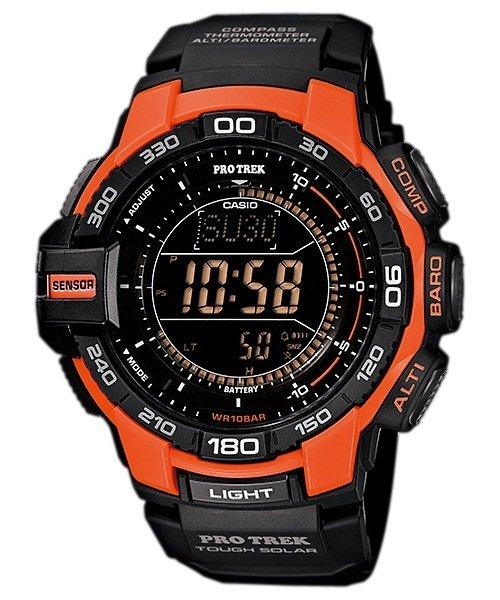 Casio Protrek Triple Sensor Tough Solar PRG-270-4D PRG-270-4 Mens Watch