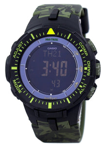 Casio Protrek World Time Low Temperature Tough Solar Digital PRG-300CM-3 PRG300CM-3 Men's Watch