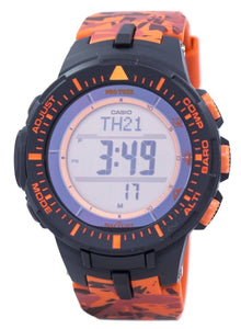 Casio Protrek Tough Solar Triple Sensor Digital PRG-300CM-4 PRG300CM-4 Men's Watch