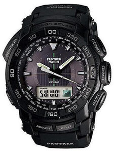 Casio Protrek Tough Solar Triple Sensor PRG-550-1A1DR PRG550-1A1DR Men's Watch