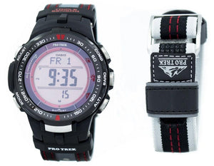 Casio Protrek Digital Atomic Tough Solar Triple Sensor PRW-3000G-1D PRW3000G-1D Watch
