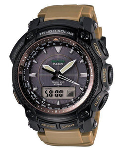 Casio Protrek Tough Solar Atomic PRW-5050BN-5 Watch