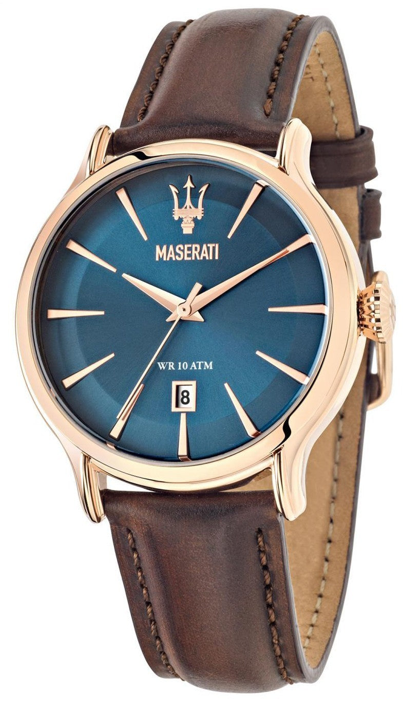 Maserati Epoca Quartz R8851118001 Men's Watch