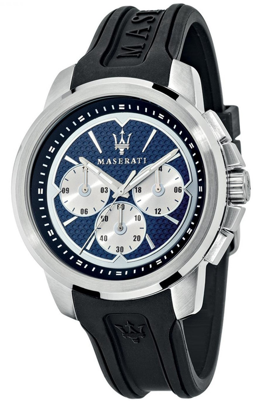 Maserati Sfida Chronograph Quartz R8851123002 Men's Watch