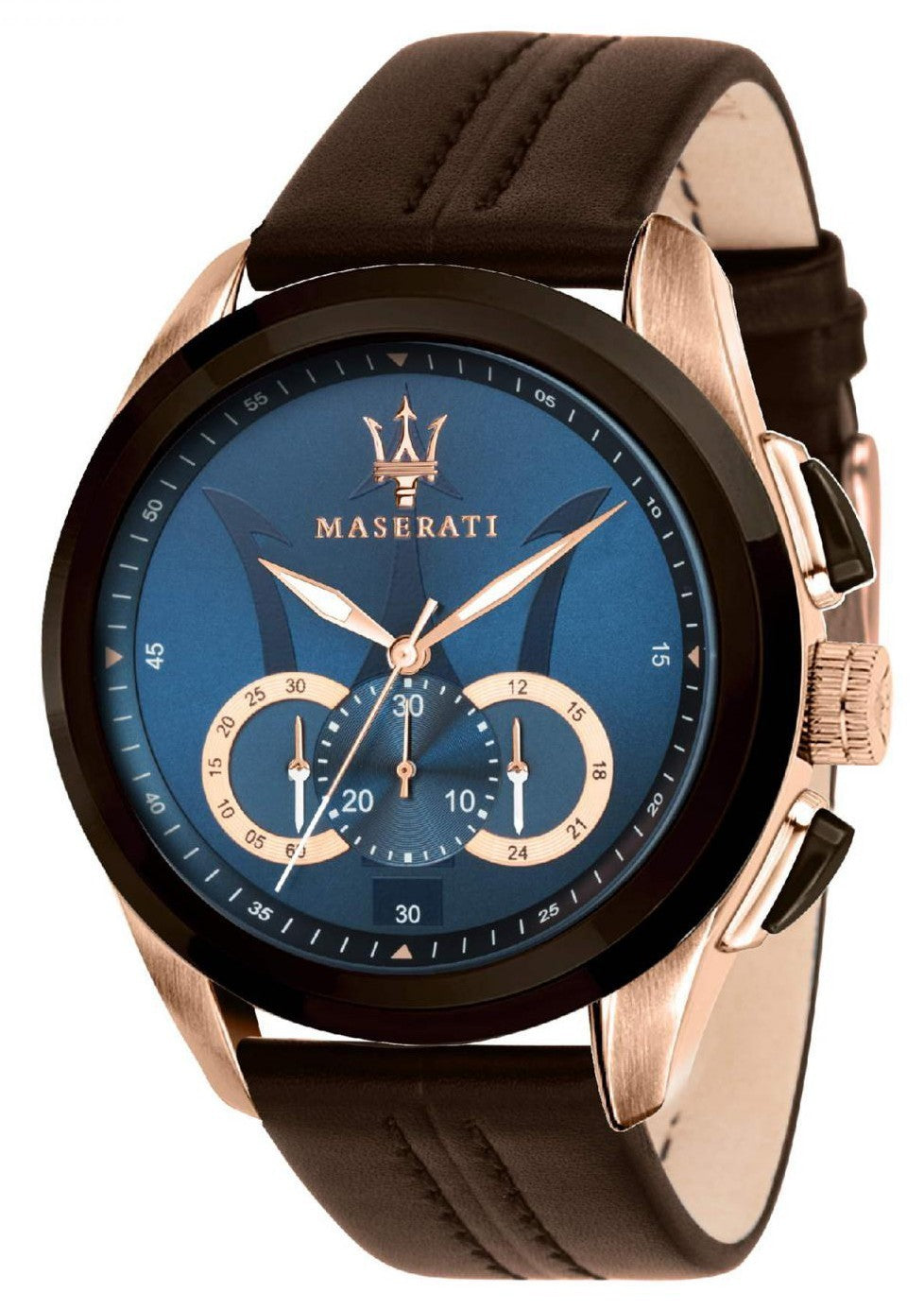 Maserati Traguardo Chronograph Quartz R8871612024 Men's Watch