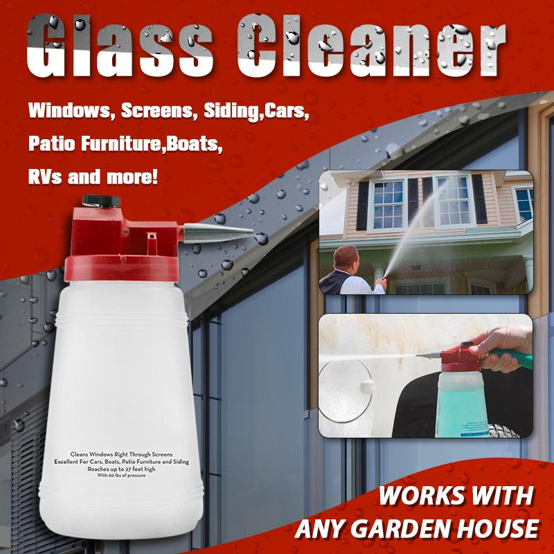 Mintiml Glass Cleaner