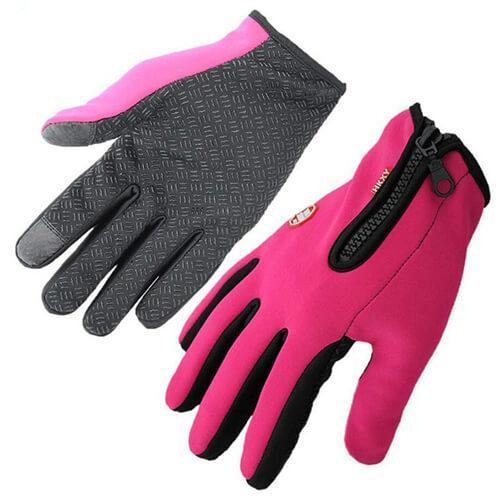 Thermout™ Premium Thermal Windproof Gloves (Unisex)