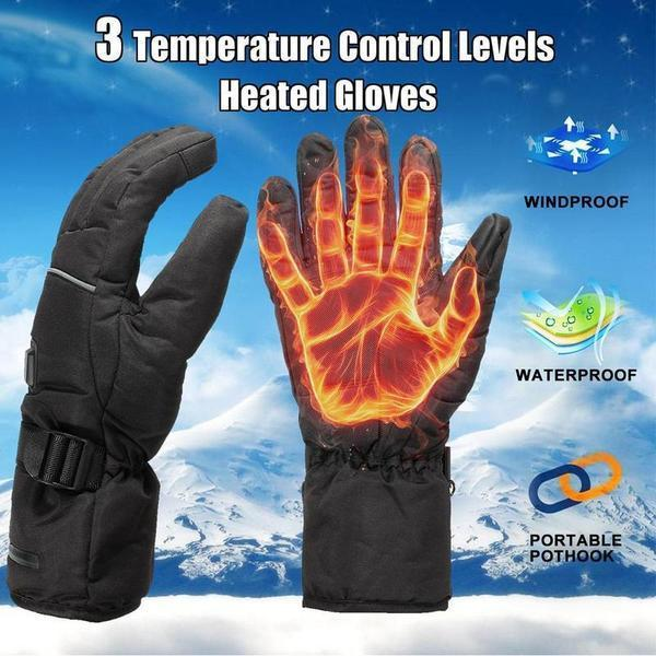 150°F Electric Heated Gloves