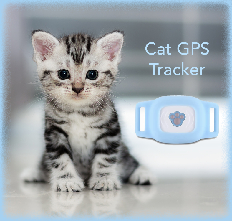 PetLove™ Cat & Dog GPS Tracking Collar