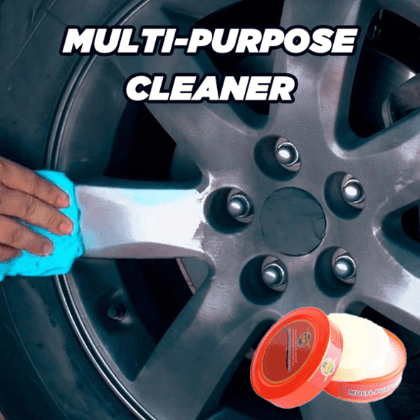 Multi Purpose Cleaner & Polisher Wax