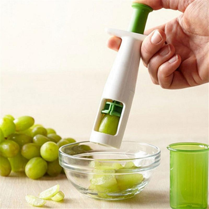 Grape Tomato and Cherry Slicer Cooking Tool