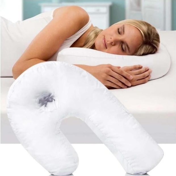 Orthopedic Side Sleeper Pro Alignment Pillow