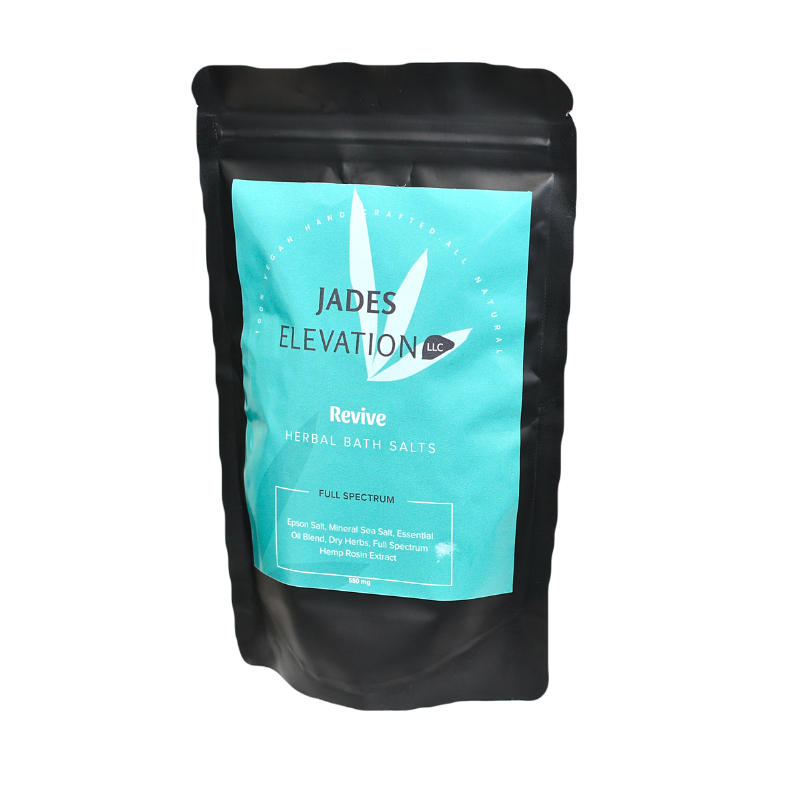 Revive Herbal Bath Salts - jades-elevation