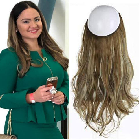 5 Minute Hide Hair Extensions