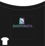 Shippinista Sexy T-Shirt - Black