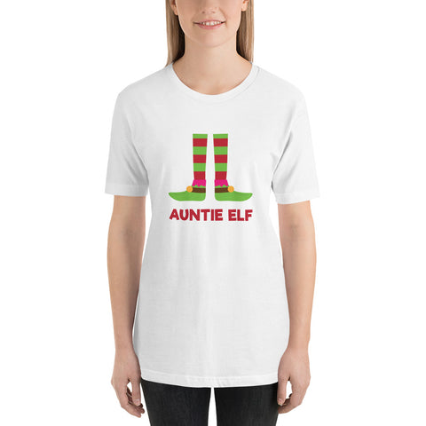 Auntie Elf T-Shirt